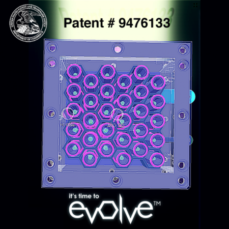 October 25, 2016. US patent #9476133B2 issued!